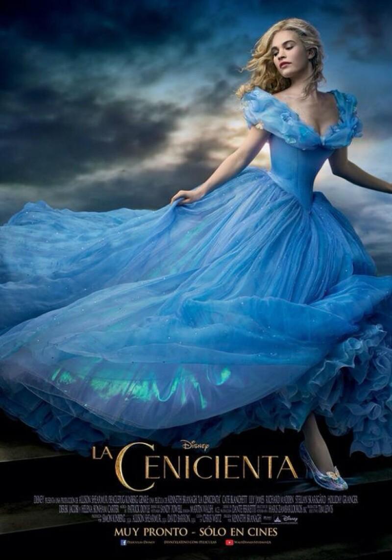 Las actrices debutan hoy en el trailer que las muestra en los papeles protagónicos y antagónicos de la nueva película de acción real de Disney para 2015.