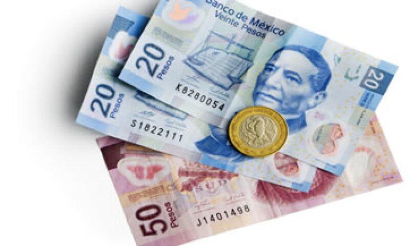 La moneda local cotizaba en 13.2295 unidades por dólar. (Foto: Reuters)