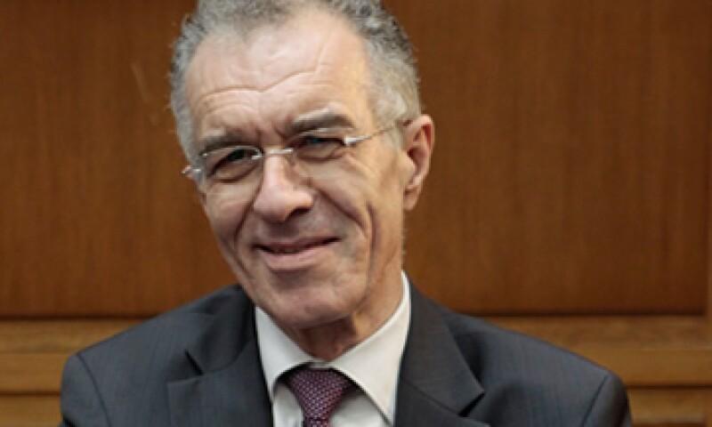 Vassilis Rapanos es un respetado banquero en Grecia. (Foto: Reuters)