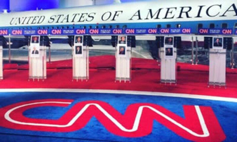 El 16 de septiembre, los candidatos republicanos discutieron sus propuetas. (Foto: Especial )