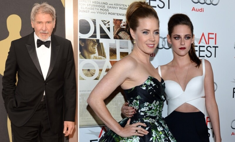 Harrison Ford y Amy Adams, ¿Qué habría pensado Robert Pattinson al respecto?