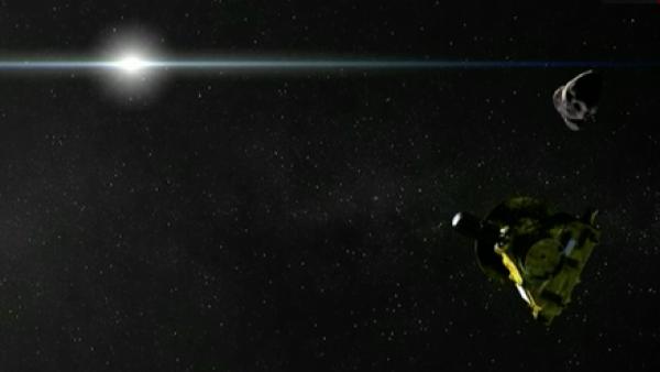 La NASA consigue llegar al punto más lejano del Sistema Solar