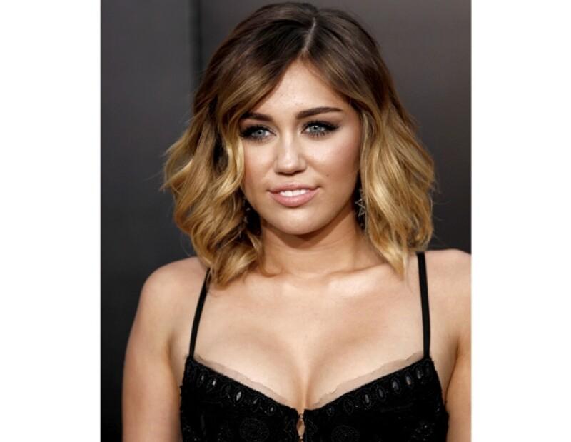 Miley ha obtenido una figura mucho más estilizada gracias a sus clases de pilates.