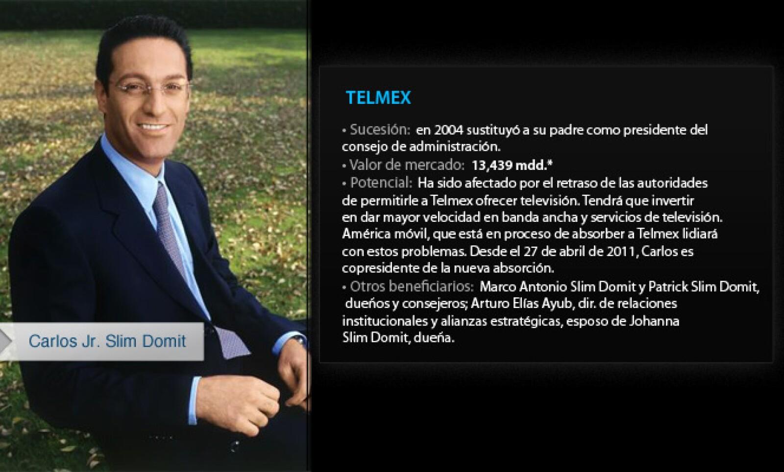 *El valor de mercado de cada empresa es al 6 de octubre 2011. Fuentes: Reportes anuales de las compañías y Bloomberg.