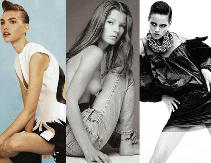 Los arquetipos de belleza han evolucionado a la par con la propuestas de los diseñadores. Así, la belleza ha revolucionado de Twiggy a Jerry Hall pasando por Cindy Crawford hasta llegar a Arizon Muse.