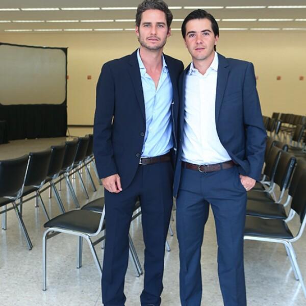 Javier de Haro y Rodrigo Díez Barroso