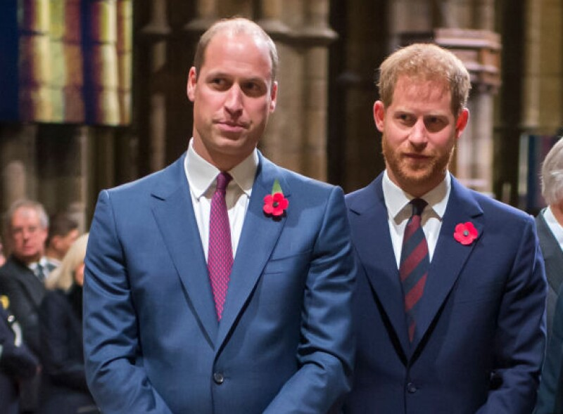 William y Harry