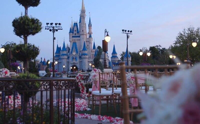 ¿Alguna vez soñaste con casarte como toda una princesa de Disney? Te tenemos buenas noticias, ahora es posible. Te contamos todos los detalles.