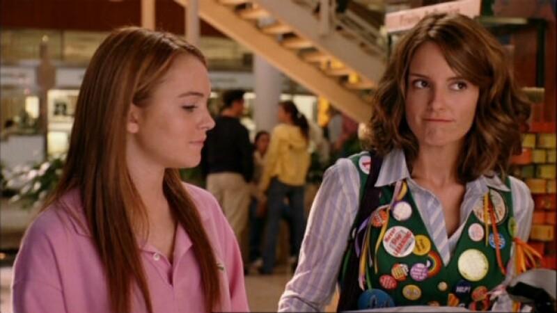 """Fue en 2004 cuando las actrices compartieron créditos en """"Mean Girls""""."""