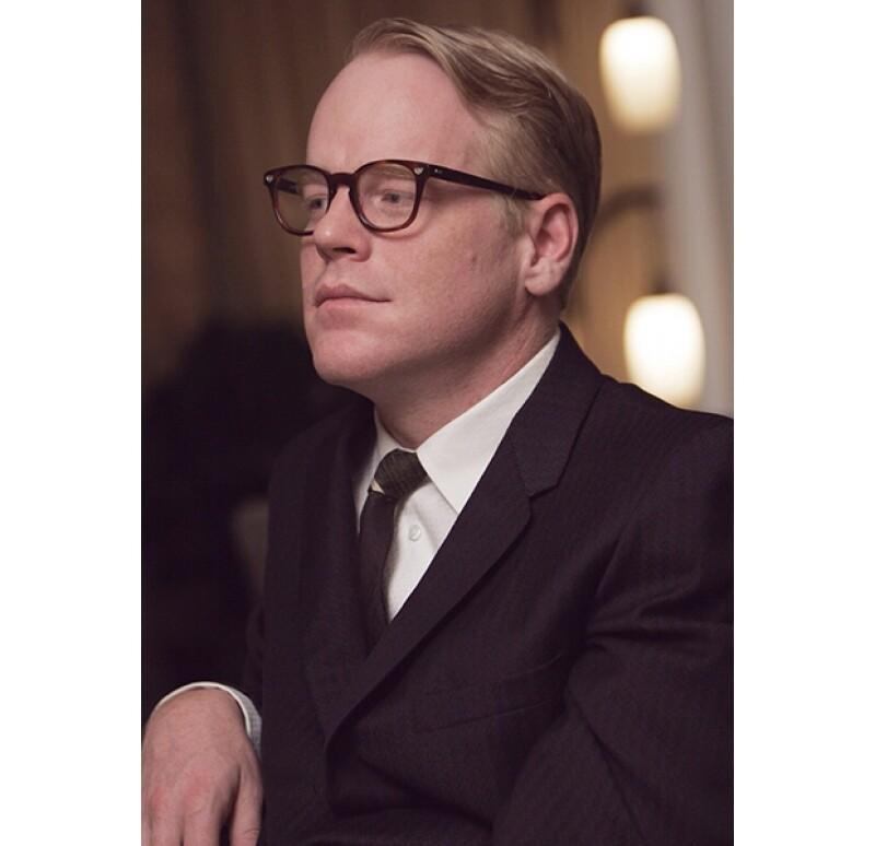 Ganó un Oscar por Mejor Actor tras su actuación en Capote.