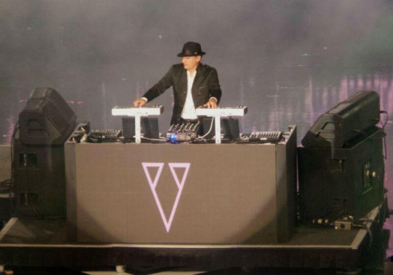 Paul van Dyk, uno de los mejores DJs del mundo.