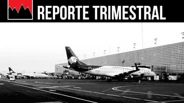 Reporte Aeroméxico