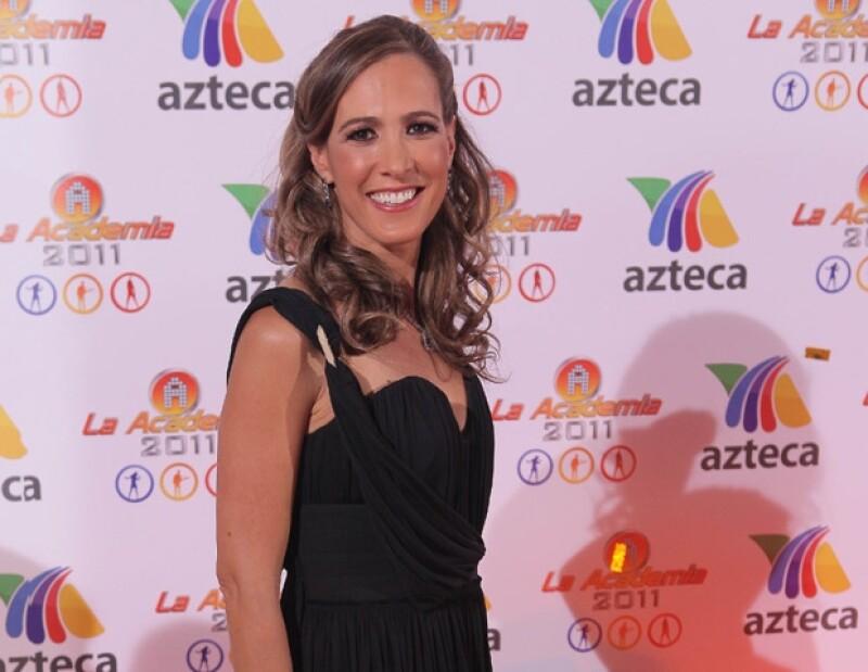 Gloria Pérez Jácome puso en alto los noticieros de TV Azteca.