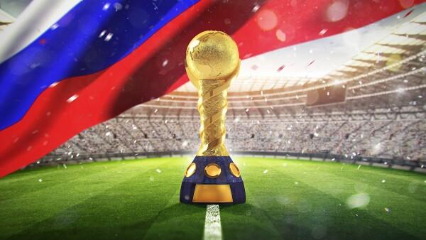 La Copa del Mundo.