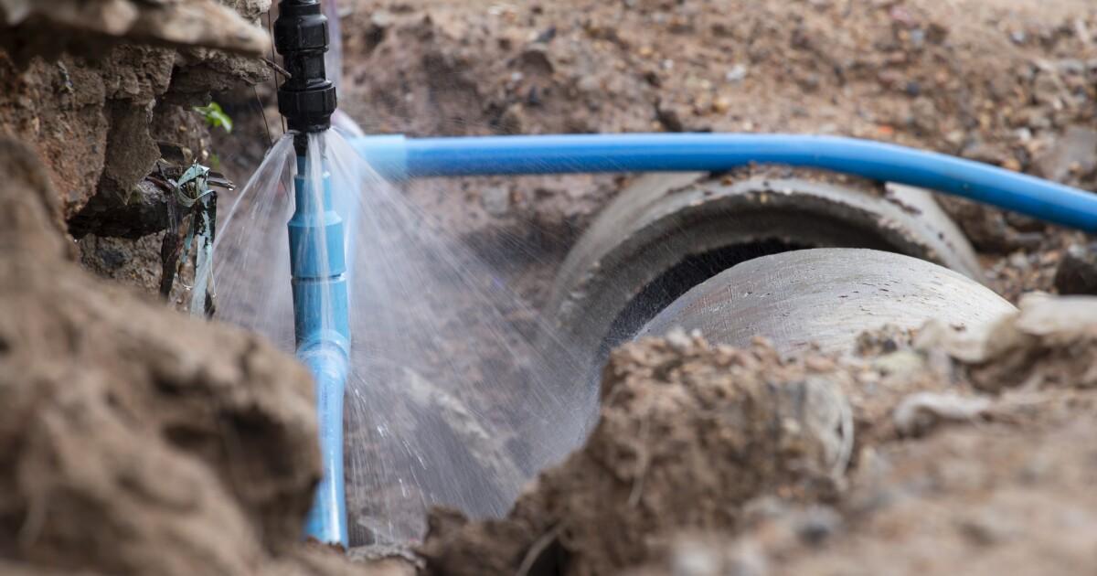 La infraestructura hidráulica está rezagada en comparación con el extranjero