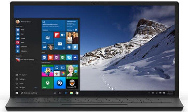 Windows 10 llegará a las PC el próximo 29 de julio. (Foto: Microsoft )