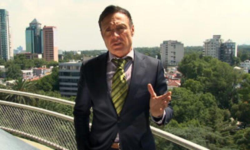 Detrás de Yorsh de Polanco, se encuentra el empresario Jorge Pimienta. (Foto: Diego Macías )