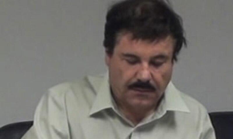 Las autoridades mexicanas capturaron a 'El Chapo' el pasado 22 de febrero. (Foto: Cuartoscuro)