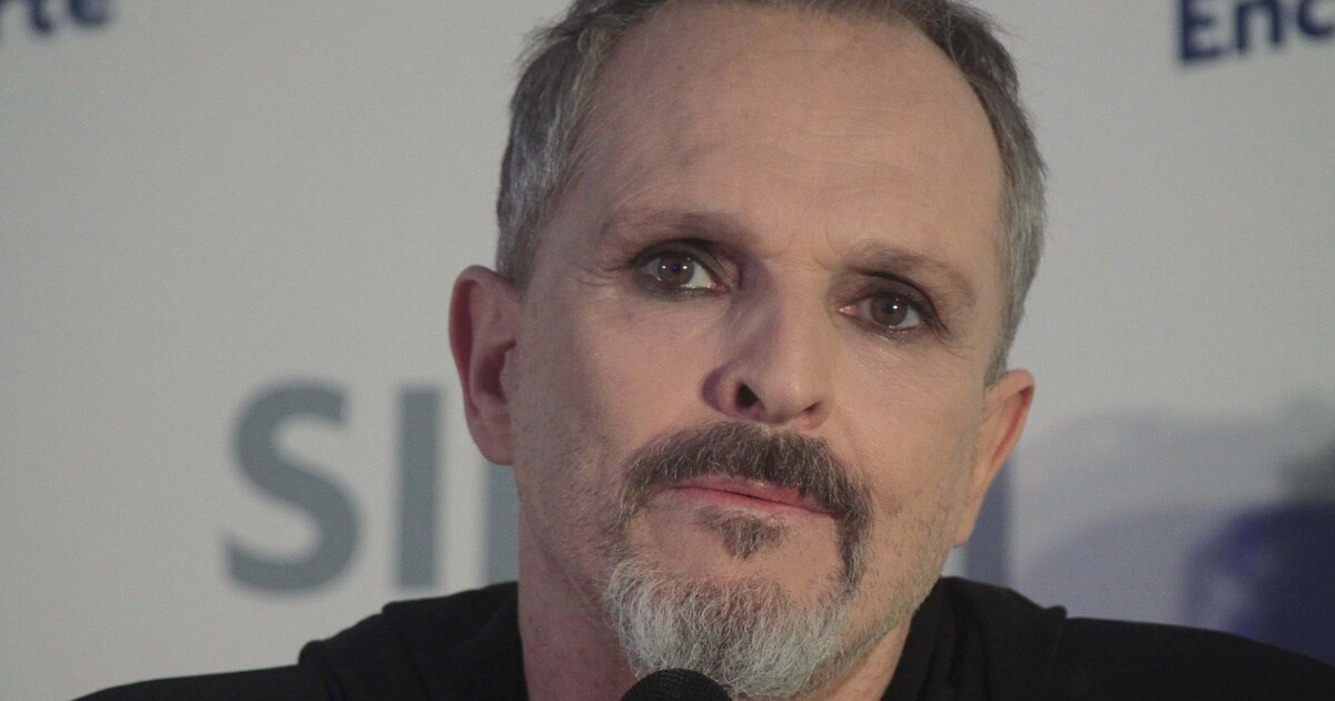 Miguel Bosé confesses about why he lost his voice and his addictions