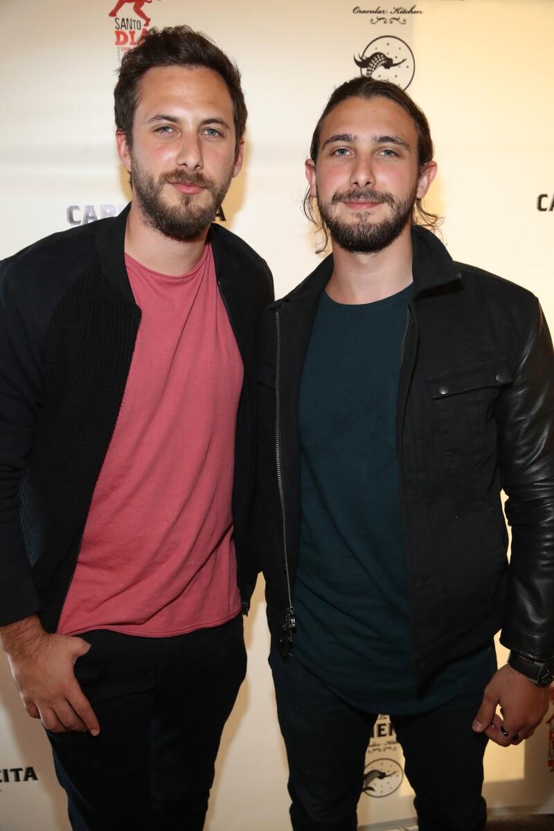Emiliano y Sebastian Zurita