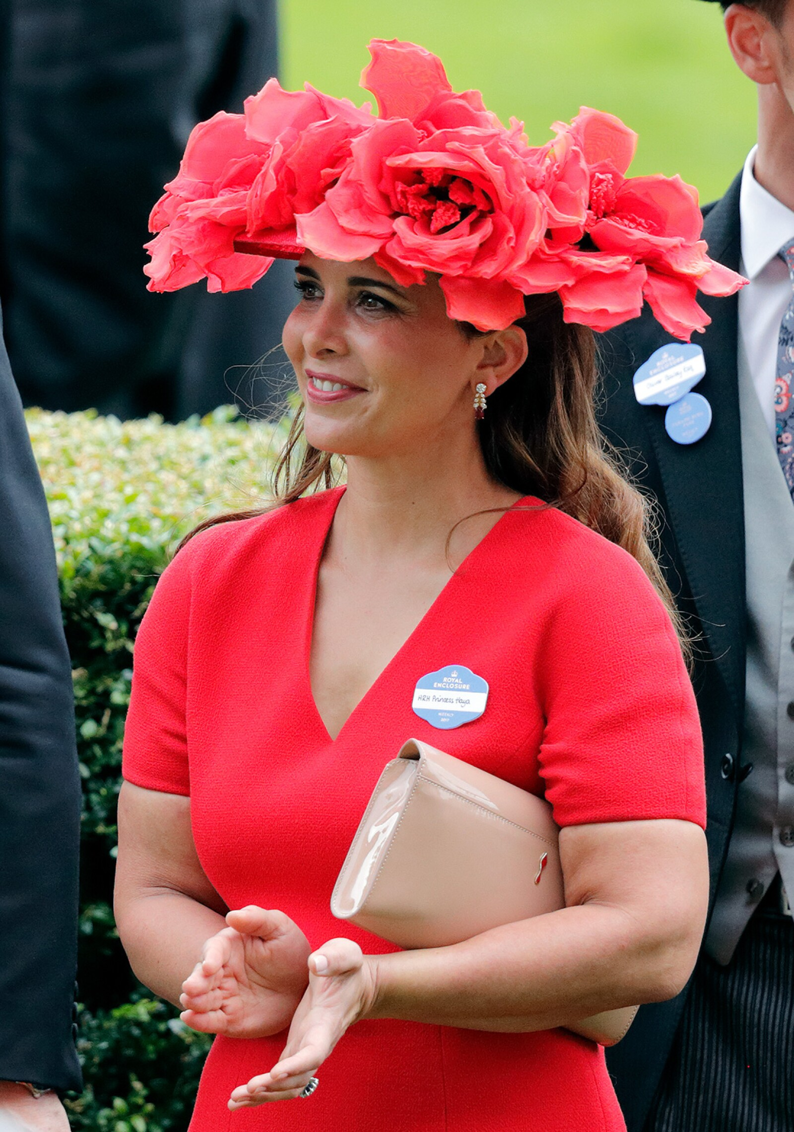 Princesa Haya Bint Al Hussein