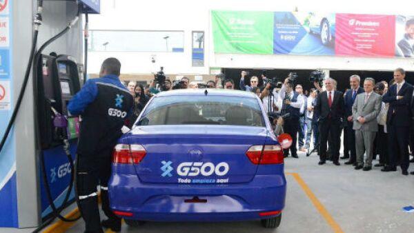 G500 gasolinera