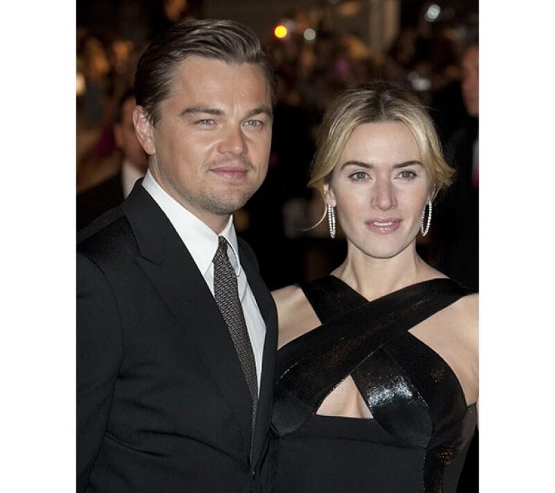 Leonardo DiCaprio y Kate Winslet son la pareja de Hollywood que nos gustaría, se hiciera realidad.