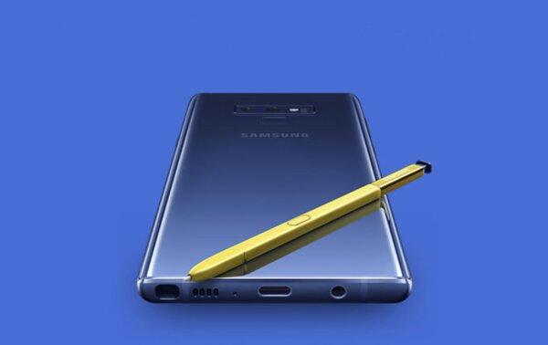 El nuevo Galaxy Note 9