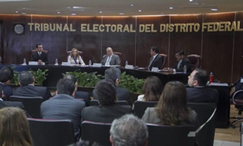 Los magistrados afirman que fueron los propios asambleístas quienes aprobaron el bono de retiro. (Foto: Cuartoscuro)