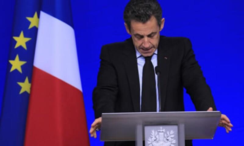 Los opositores franceses acusaron al Gobierno de Sarkozy de venderle el futuro de Europa a potencias extranjeras. (Foto: Reuters)