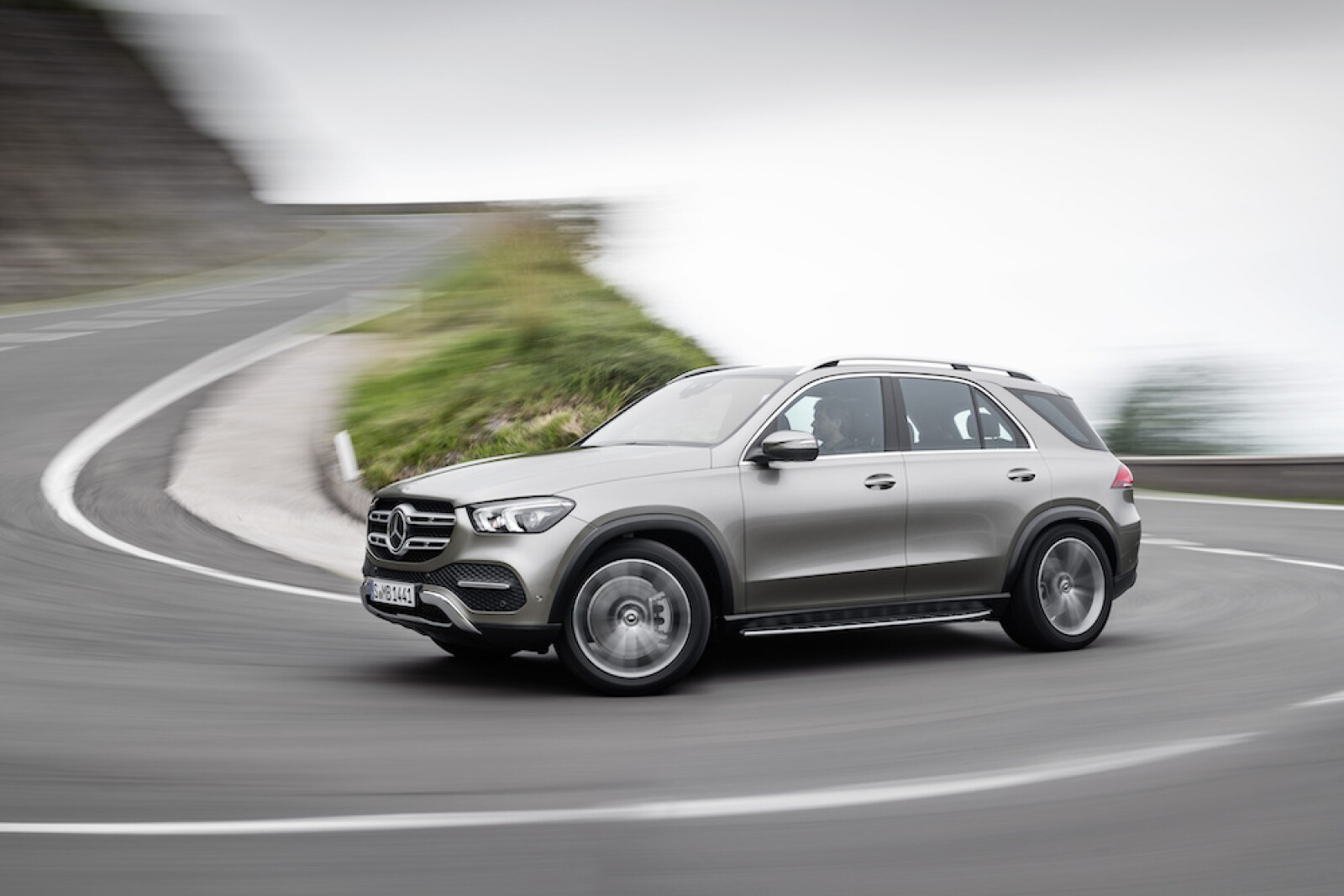 Der neue Mercedes-Benz GLE: Der SUV-Trendsetter, ganz neu durchdacht