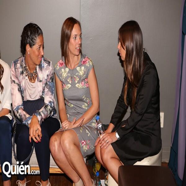 Ximena Murat,Pilar Rivas,Patricia Reynoso