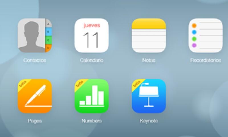 La nube de Apple fue presentada el 6 de junio de 2011. (Foto: Especial)