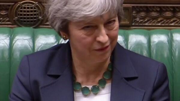 Theresa May por un 'brexit' con acuerdo
