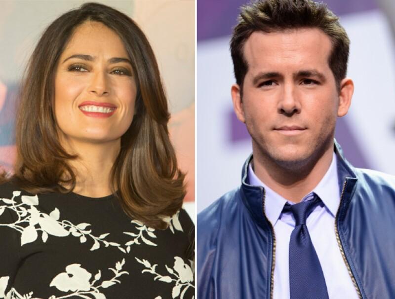 La actriz mexicana participará en la película Hitman&#39s Bodyguard protagonizada por el guapo actor y  dirigida por Jeff Wadlow.