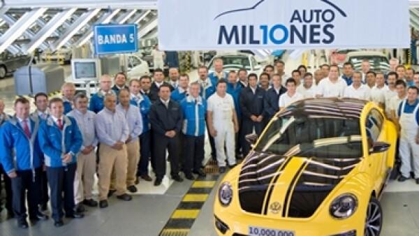 VW 10 millones