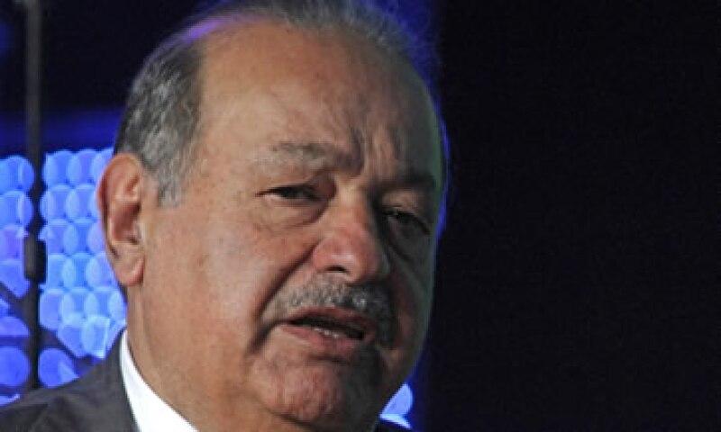 Los organizadores dicen que Slim cobra excesivos costos a los consumidores mexicanos. (Foto: AP)