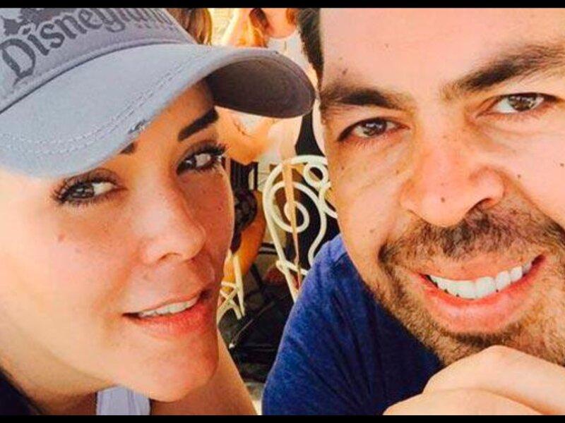 Marichelo y Jorge D'Alessio