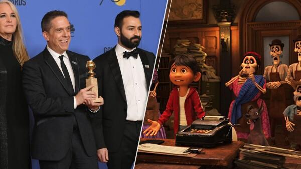 Coco en los Golden Globes 2018