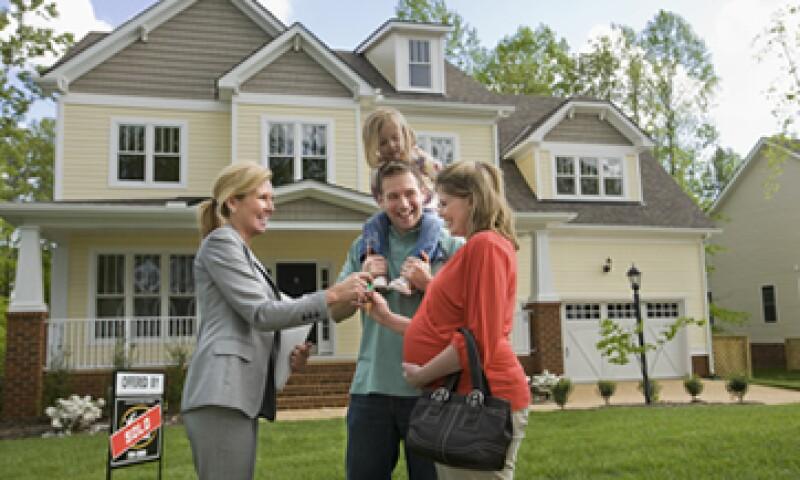 El dato de la venta de casas sugiere que la recuperación de EU es cada vez más autosuficiente. (Foto: Getty Images)