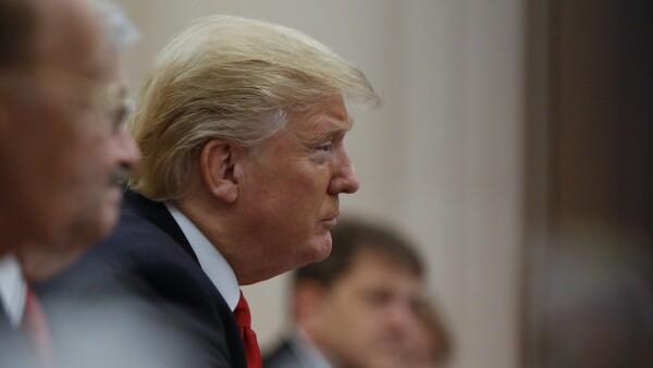 A un año de la elección de Trump, estos han sido sus momentos más polémicos