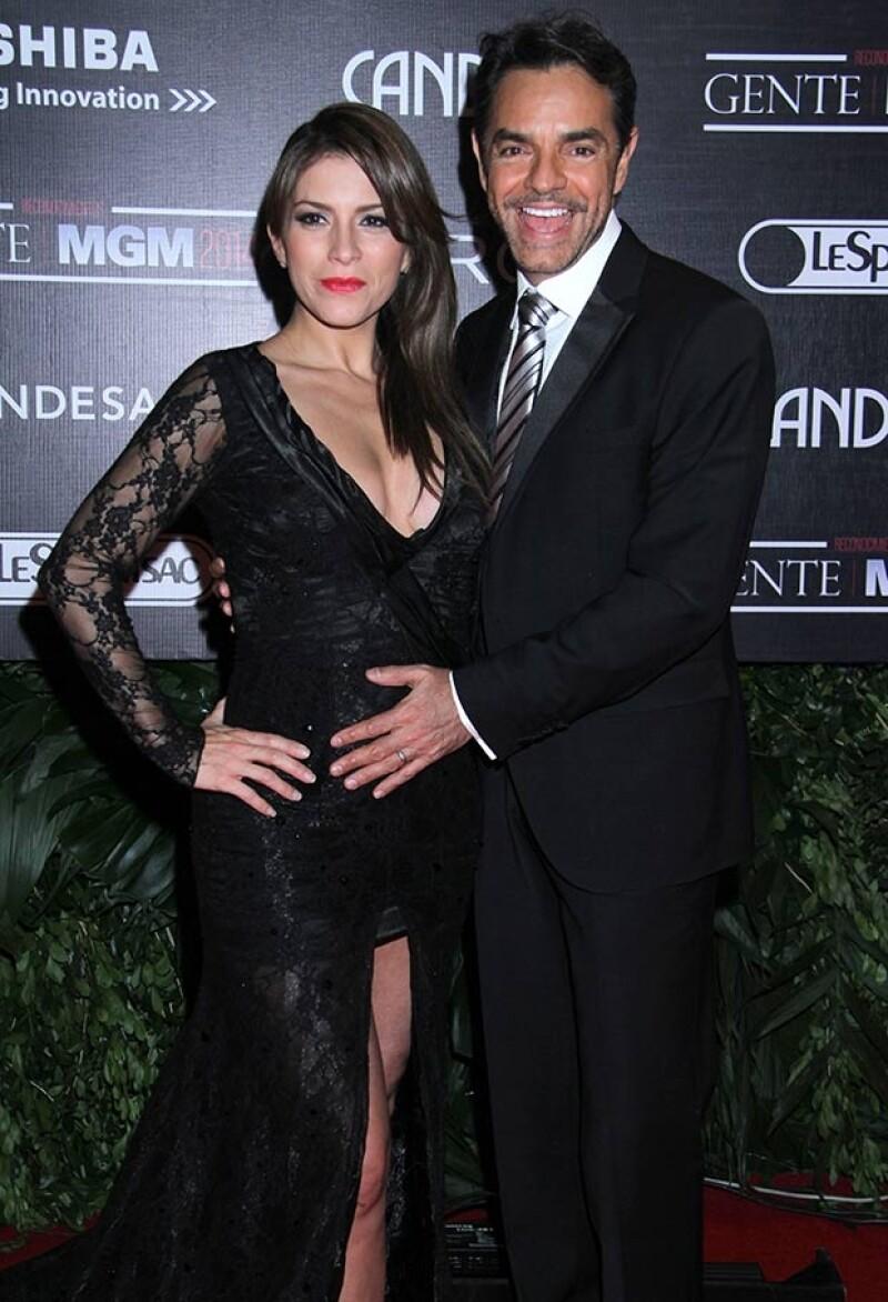 La pequeña Aitana nació la noche del lunes a través de un parto natural en Santa Mónica, California, y pesó 3.400 kilogramos.
