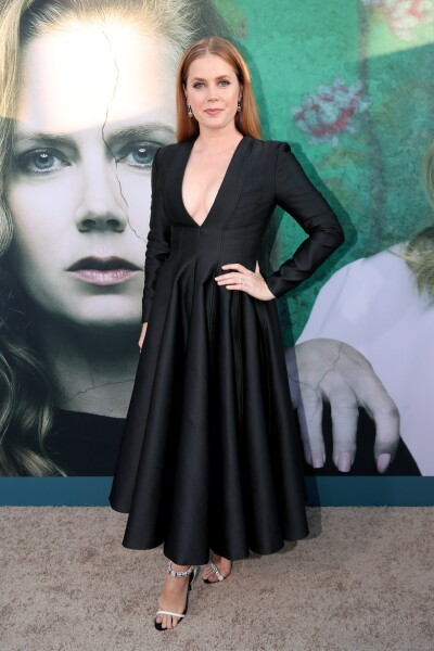 "AMY ADAMS-Premiere Of HBO's ""Sharp Objects"" - Arrivals"