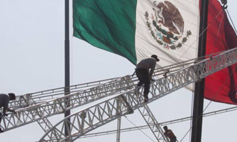 El centro de estudios destacó la calificación que le dio la agencia a México. (Foto: Cuartoscuro)