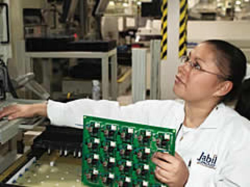 La compañía Jabil Global Services aumentó su plantilla laboral en un 111% de enero a la fecha.  (Foto: Tonatiuh Figueroa )