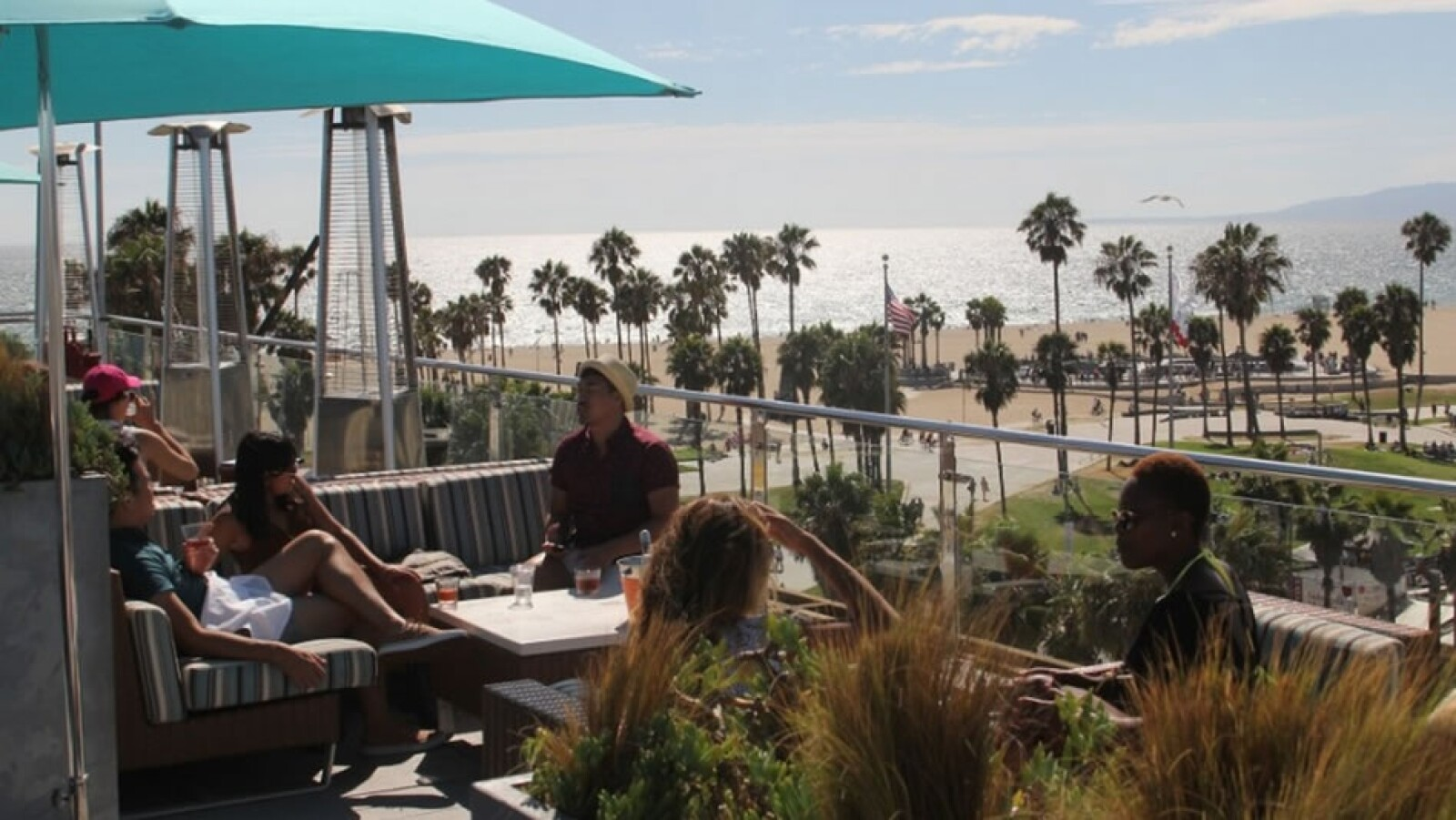 High Rooftop Lounge, Hotel Erwin (Los Ángeles)