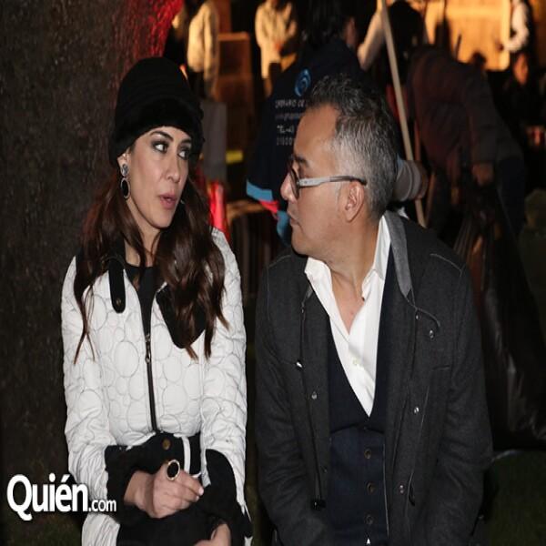 Anette Michele,Gregorio Jiménez de Michel