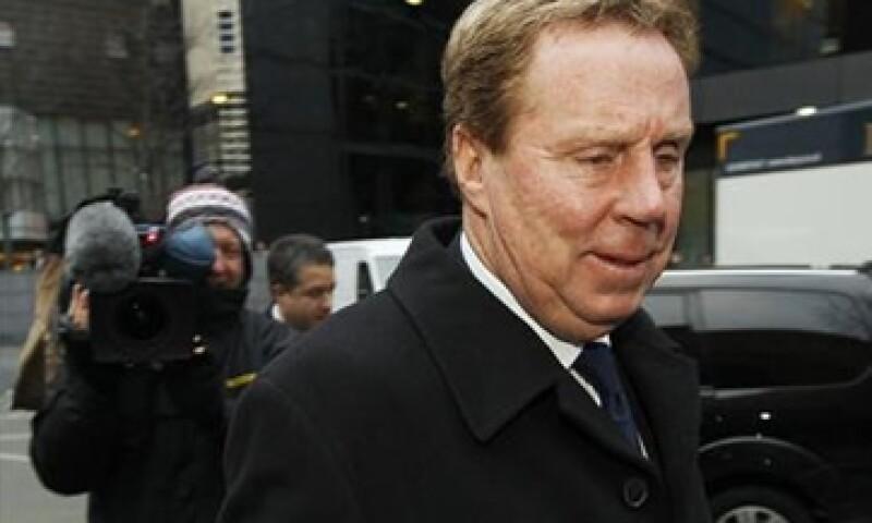 Harry Redknapp fue enjuiciado junto a Milan Mandaric, ex director deportivo del Portsmouth. (Foto: Reuters)