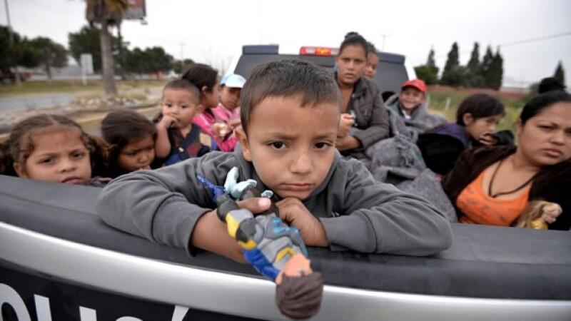 En agosto pasado, unos 3,000 menores de Centroamérica fueron detenidos cruzando la frontera solos hacia Estados Unidos