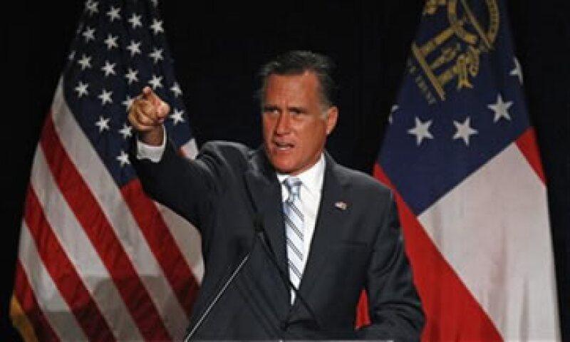 La divulgación del video el lunes llevó a la campaña de Romney a implementar una rápida estrategia de control de daños. (Foto: AP)
